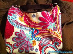 Isn't it beautiful? Such an Awesome purse and company!!!