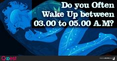 Do you experienced troubled sleep? Do you often wake up in the night? If yes, then at what time do you regularly wake up? Do you Often Wake Up Between 3 am to 5 am? Health And Fitness Tips, Health And Wellbeing, Health And Beauty, Health Tips, Fitness Men, Waking Up At 3am, Natural Health Remedies, Herbal Remedies, Trouble Sleeping