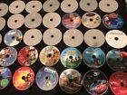 HUGE Disney ONLY DVD Movie Lot Toy Story Cars Frozen Lion King Moana