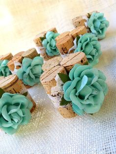 Tiffany Blue Wedding Decor, Place Card Holders or Guest Favors, Rustic Decor Vintage Lace Wedding Table Settings, Breakfast at TIffanys