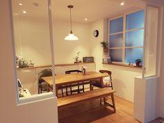 안녕하세요^^ 오늘은 저희집 카페방을 소개하려합니다~ 저희집 인테리어중에 제일로 맘에 드는 공간인데요.... Style At Home, Book Cafe, Co Working, Home Fashion, Sweet Home, House Design, Living Room, Interior Design, House Styles