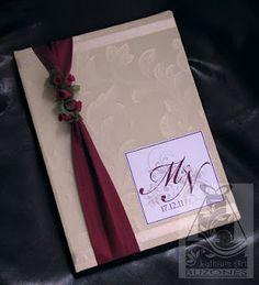 Libro de Firmas/Signs Book  (Boda/Wedding)  Design by: Yil Siritt