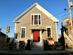 The Woods Hole Community Hall