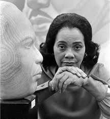 Coretta Scott King! She carried herself with grace & dignity until the very end!