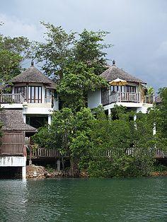 bungalows, Anna Resort, Koh Chang, Thailand