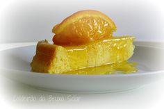 Receitas do caldeirão da Bruxa Solar: Bolo úmido de laranja e azeite de oliva