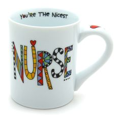 Cuppa Doodle Nurse Mug | Our Name is Mud