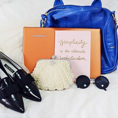"""SIMPLICITY IS THE ULTIMATE SOPHISTICATION"" - @willamazing shares us her favourite accessories #YOGA2Pro #YOGAmyway #lenovo #pretty #flatlay #fashion #style #love #tech #gadgets #radness #laptops #accessories #paledivision #willamazing #fblogger"