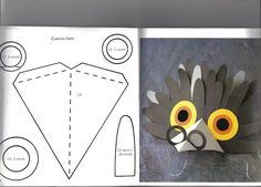 aprende hacer mascaras de papel