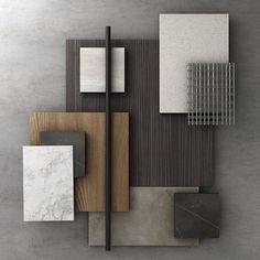 Mood Board Interior, Interior Design Boards, Material Board, Colour Board, Colour Schemes, Tile Design, House Colors, Colorful Interiors, Color Inspiration
