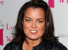 Rosie O'Donnell Shows Her Version Of 50 Shades Of Grey
