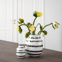 Kähler - Omaggio Vase Sølv