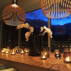 Candles & cuddle! ❤️ Gotta love fall!#secto #sectodesign #skovby #interior123