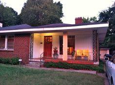 Porch Makeover Details Outdoors Porch Columns Porch