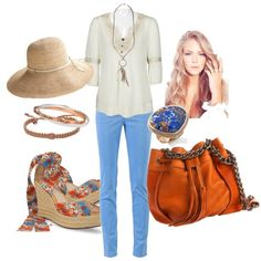 Sunny Afternoon - Modest Trendy Fashion - By Karlee