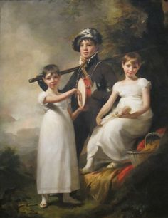 The Elphinston Children' by Henry Raeburn (wikimedia)