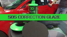 505 Correction Glaze is body shop safe for polishing and ... 3D Correction Glaze combines the power of Adaptive Abrasive Technology with the UV Protection of body shop safe Montan Wax. Correction Glaze is adaptable to fresh and cured paints. It truly is an ALL-IN-ONE for all around use. Use on older classic cars, any new clear coats, or gelcoat surfaces, providing a deep wet gloss finish. It works best when applied inside the shop or in a shaded area, but it is also sun friendly.