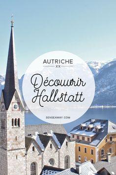 Découvrez le joli village de Hallstatt en Autriche ! Suivez aussi notre raodtrip de 10 jours d'Est en Ouest de l'Autriche ! #hallstatt #autriche #roadtrip #austria