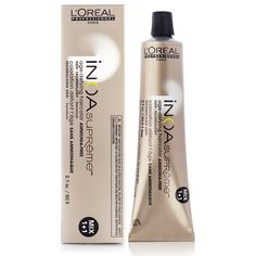 L'Oreal Inoa Supreme Age Defying Ammonia Free Hair Color 8.32 / 8GV