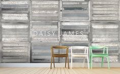 """DIAYS JAMES wallcover """"The Board"""""""