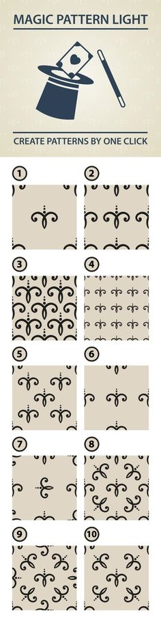 Buy Magic Pattern Light Illustrator script by sptvar on GraphicRiver. Magic Pattern Light is a script for Illustrator which automatically creates seamless patterns from any sample of your. Light Fixtures Bedroom Ceiling, Bathroom Lighting Design, Illustrator Tutorials, Adobe Illustrator, Design Art, Graphic Design, Black Pendant Light, Light Photography, Form