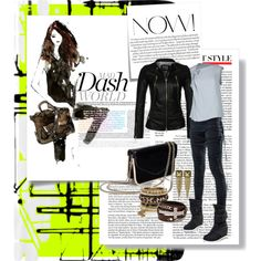 """mad dash world..."" by ian-giw on Polyvore"
