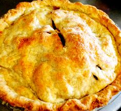 Fresh baked daily apple pie at Clayburn Village Store & Tea Shop Abbotsford Bc, Freshly Baked, Apple Pie, Gourmet Recipes, Pizza, Candy, Tea, Store, Desserts