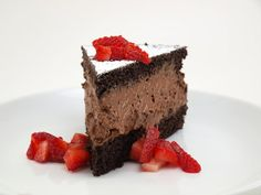 I had a dream about chocolate cake and I think this one would fulfill Dream Me's desires