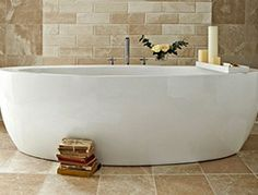 Travertine Brick Mosaic | Topps Tiles