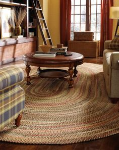 Capel braided rugs! Classic American made rugs!