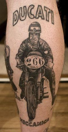 Ducati Commitment
