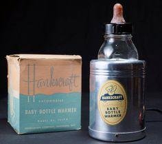 Hankscraft Asbestos-Lined Baby Bottle Warmer 2 by Asbestorama, via Flickr