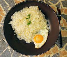 COCINA VEGETARIANA PARA TORPES: Cómo hacer un arroz blanco sabroso