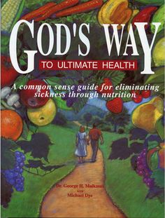 Currently reading and great! This is not a diet book. This is a book that helps you understand how your body works and what your body needs to be healthy. A MUST read! God's Way to Ultimate Health by Michael Dye George Malkmus