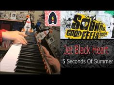 5 Seconds Of Summer - Jet Black Heart (Amosdoll Piano Cover)