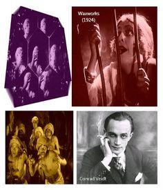Paul Leni's silent horror omnibus Waxworks (1924) $8.19 DVD Free Ship USA