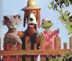 La maison de Toutou... années 70 ? une de mes émissions préférées quand j'étais petite...