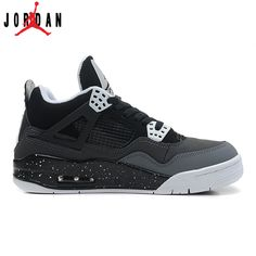 13836d2a0582 626969-030 Air Jordan IV (4) Fear PACK Black White Stealth Cool Grey  Platinum(Women Men Gs Girls)