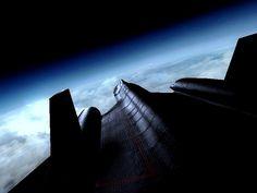Lockheed SR-71 Blackbird, one of the greatest plane ever.