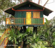 cabañas con bambu - Buscar con Google