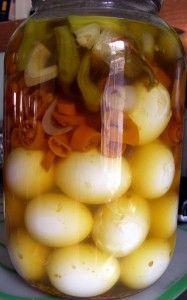 yooper pickled eggs