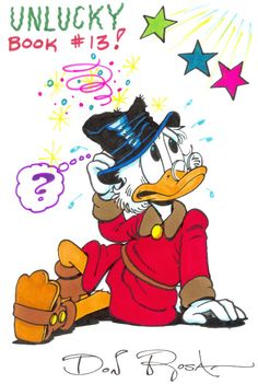 Scrooge by Don Rosa Disney Magic, Disney Art, Walt Disney, Don Rosa, Mickey Mouse Pictures, Uncle Scrooge, Disney Duck, Scrooge Mcduck, Duck Tales