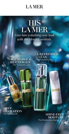 Discover La Mer's collection of luxury skincare and makeup. Our moisturizers, cleansers and eye creams soothe sensitivities, heal dryness and restore radiance for younger-looking skin. Ultra Beauty, Beauty Products Gifts, Luxury Cosmetics, Perfume, Beauty Illustration, Cleansing Gel, Makes You Beautiful, Cosmetic Packaging, Email Design