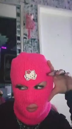 Burberry Iphone Wallpaper 20 Best Ski Mask Images Bad Girl Aesthetic Gangster