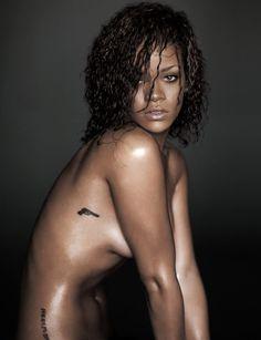 Rihanna revolver tattoo #tattooforaweek #rihanna #revolver