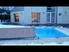 Terrasse mobile posée à Cap Ferret | Octavia Terrasses mobiles - YouTube