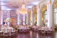 Biltmore Ballrooms Atlanta | photography by http://justindemutiisphotography.com/