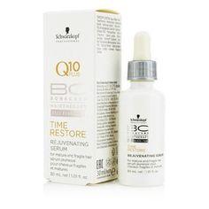 BC Time Restore Q10 Plus Rejuvenating Serum (For Mature and Fragile Hair) - 30ml-1.01oz