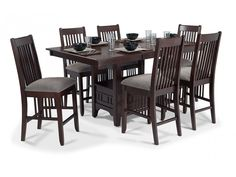 Blake Dining 7 Piece Set Dining Room Sets Dining Room