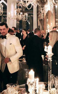 #DavidGandy, Tonight in Palazzo Pisani Moretta, Venezia, Italia . ❤️
